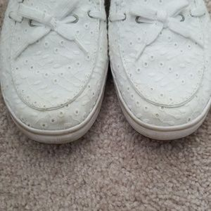 White Grasshoppers shoes